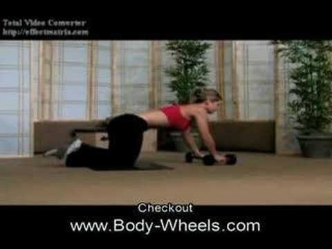 Woman's Total Body Fitness - No Gym Ball Needed