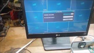 how to hardware reset avtech dvr ? - PlayTunez World Of Videos