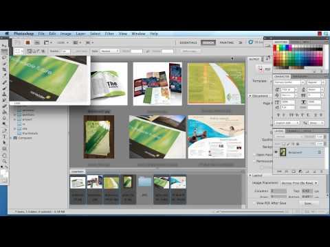Creating Many Thumbnails From Adobe Bridge