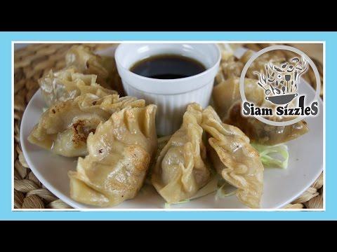 Gyoza Vegetable Dumplings Recipe