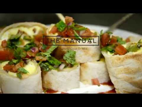 The Manual Chef - How to Make A Western Omelette Roll