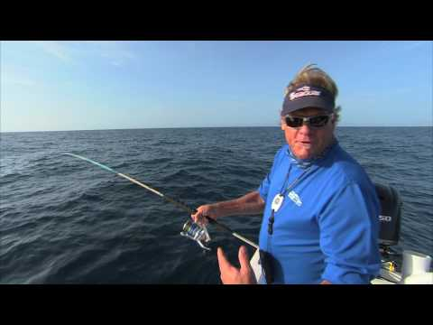 Port Canaveral Fishing Offshore for Cobia on Florida's Space Coast