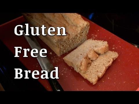 1 Hour Gluten Free Bread Recipe