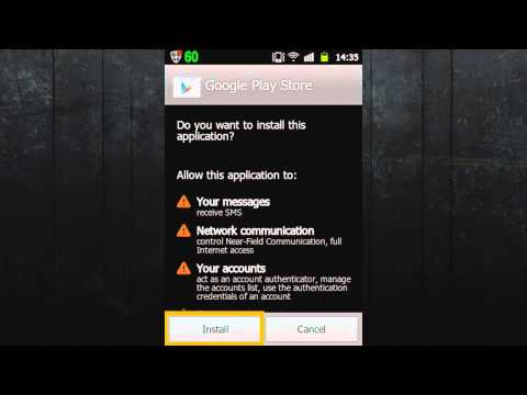 Tutorial - How to Manually Update Android Market to Google Play Store on Your Android Device
