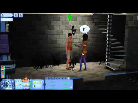 Sims 3 Island Paradise- Quick way to befriend a mermaid