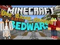 Une game épique ? Minecraft Bed Wars ( ft XeaFire )