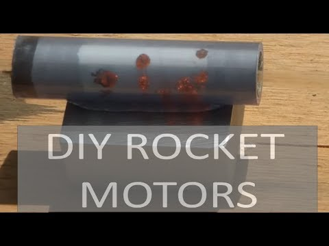 ROCKET ENGINES FROM HOUSEHOLD STUFF! ELEMENTALMAKER