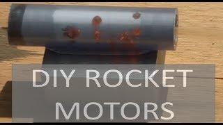 ROCKET ENGINES FROM HOUSEHOLD STUFF! ELEMENTALMAKER