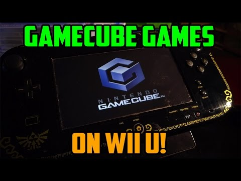 Gamecube Games on Wii U! (Backwards Compatibility)