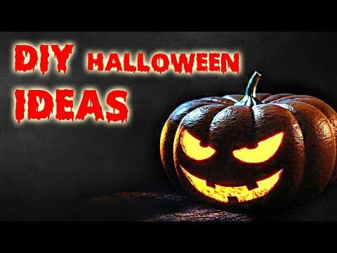 DIY HALLOWEEN IDEAS! Amazing DIYs & Craft Hacks!