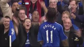 Chelsea 6-0 Manchester City - 2007/2008