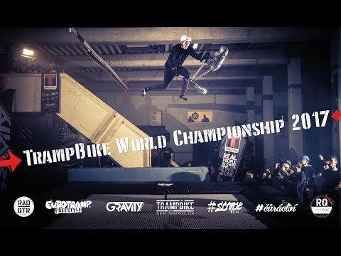 The Trampbike World Championship 2017