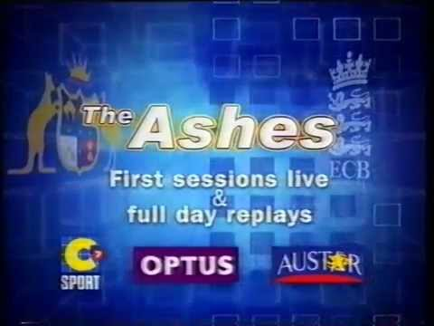 The Ashes 2001 Promo - C7 Sport