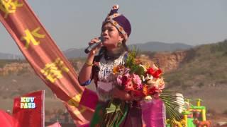 """Ntxawm Tsab 2014 in China -Mus Suav Teb: """"Khuv Xim Tsis Cia Deev"""" Hu Nkauj- Dej Liab, Suav Teb"""