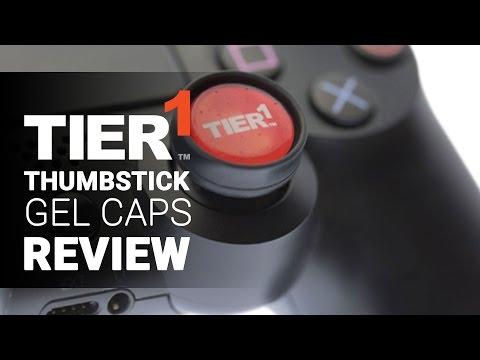 Tier1 Thumbstick Gel Caps Review
