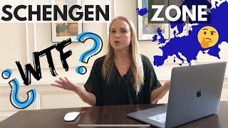 THE SCHENGEN ZONE TRAVEL EXPLAINED - DIGITAL NOMAD TV
