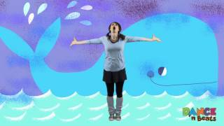 Preschool Learn to Dance: Big Blue Whale