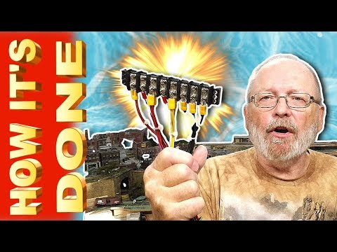 Easy Power Supply For Your Model Railroad
