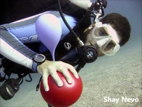 Birthday Boy - Underwater Physics Experiment