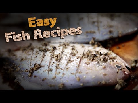 The Best Fish Recipes | Easy Fish Recipes | Get Curried