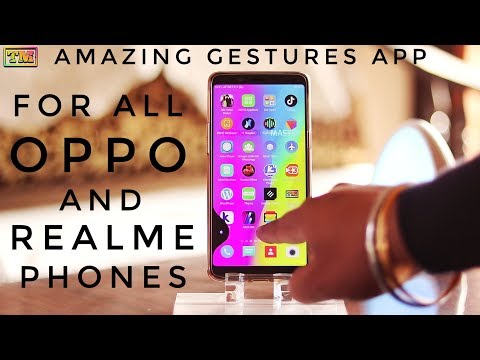 Oppo & Realme Amazing Gestures App You Must Have