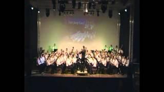 Harmonie Sint Joseph Sittard, uitzwaaiconcert in het Forum