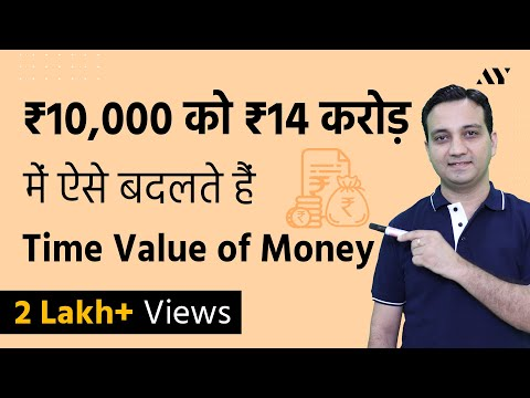 Time Value of Money - Hindi (2018)