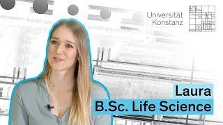 Drei Fragen an Laura, B.Sc. Life Science