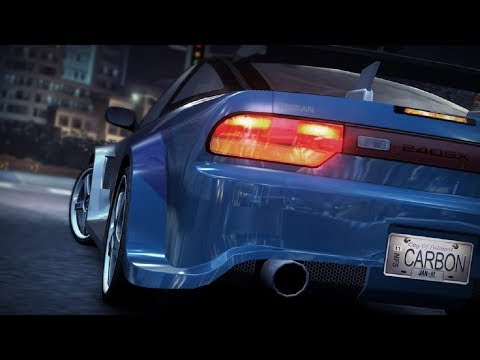 Need for Speed: Carbon - Challenge Series [ALL RACES]