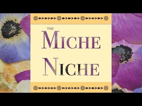 WELCOME TO THE MICHE NICHE