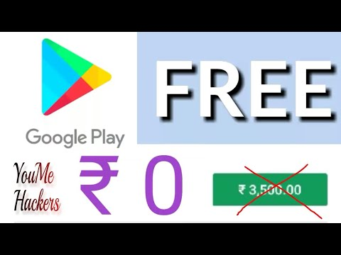 Free Playstore Download Any Paid Apps and Games For Free