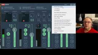 How to use Voicemeeter banana 2018