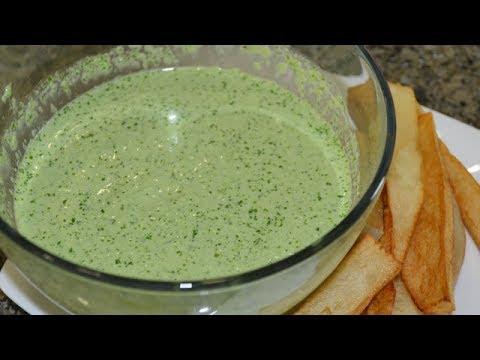 Aji Peruvian Green Sauce