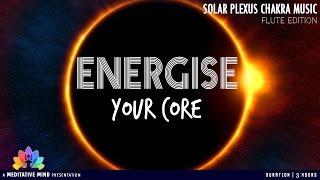 ☆Powerful Solar Plexus Chakra Manipura Healing-Balancing