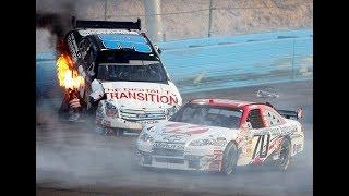 Best NASCAR Crashes at Phoenix
