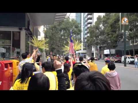 Bersih 3.0 Perth