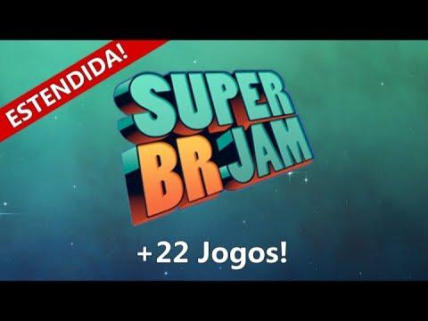 Super BR Jam Adiciona 22 Jogos! (PT-BR)