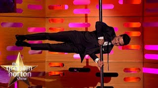 Zac Efron Pole Dances | The Graham Norton Show