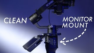 Download Mount a Monitor to the Ronin S | 2 Best Ways Video