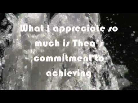 'Shoeshine' Video Testimonial for Thea Allison