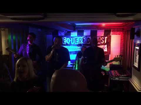 Chequered Past LIVE at The Black Bull, Horsforth, Leeds, West Yorks, UK - 3rd February, 2018
