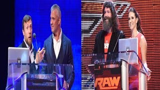 Every WWE Draft Pick Back To Back - WWE Draft 2016