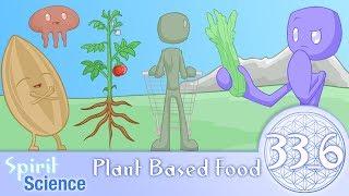 Spirit Science 33_6 ~ Plant Based Food