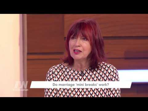 Is A Marriage Break Good For The Relationship? | Loose Women