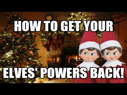 How to Get Your Elf on the Shelf's Magic Back!