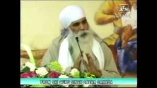 Brahamgyani Sant Baba Ajit Singh Ji Nathalpur Wale - Maanjog Baba Hari Singh Ji Randhawe Wale