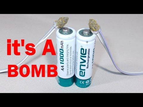 How to build an Electric Detonator