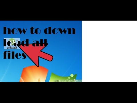 How to download all torrents file without any servay..new and  best