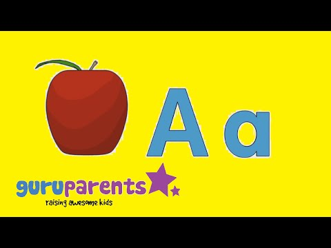 Alphabet Song - Teach children their letter sounds in clear English