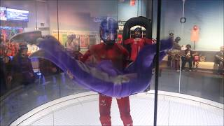 VLOG 247 // iFly Indoor Skydiving for JP's 26th Birthday